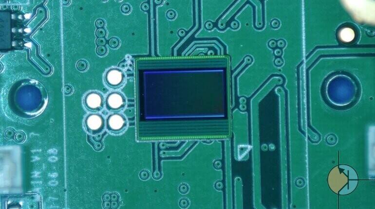Omni Vision OV4689 CMOS 4 Mpx