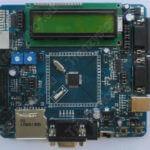 Zestaw uruchomieniowy ARM7. Na licencji opensource