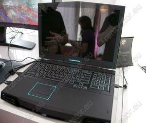 Alienware's m17x