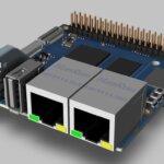 Banana Pi BPI-M2S wyposażony w dwa interfejsy GbE, HDMI i MIPI