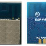 ESP-WROOM-5C to z bocznym montażem ESP8285