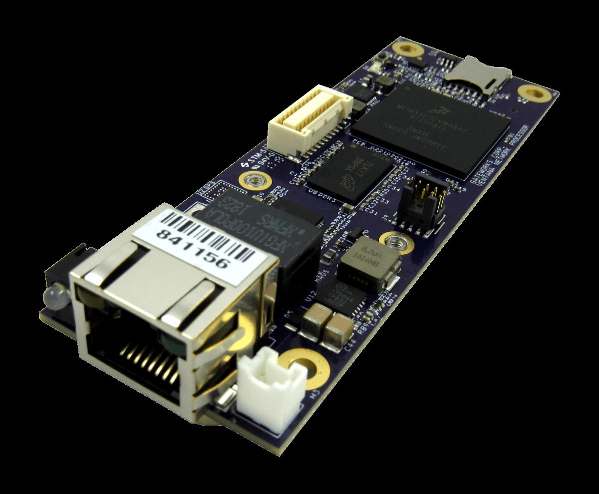 GW5913 Compact NXP i.MX 6 SBC obsługuje PoE, GPS oraz łączność komórkową 4G LTE