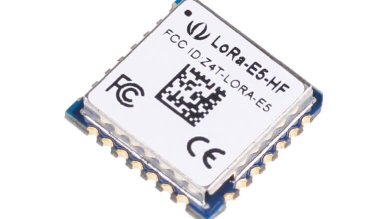 Moduł LoRa-E5 STM32WL za 9,90 USD