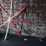 Sterownik taśm LED RGB z ESP8266 z 24-pinowym złączem ATX