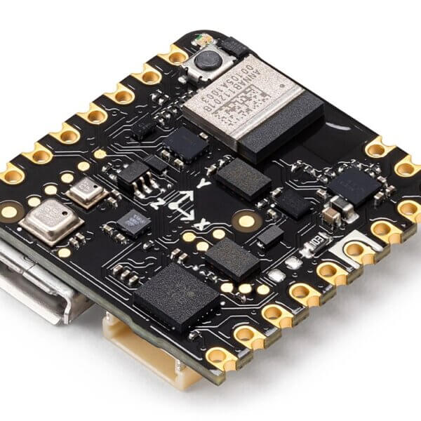 Nicla Sense ME — Arduino PRO z czujnikami ruchu i otoczenia firmy Bosch SensorTech