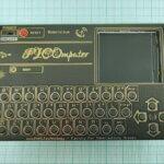 PICOmputer czyli Raspberry Pi Pico z klawiaturą QWERTY
