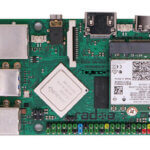 ROCK 3A SBC z gniazda M.2 dla NVMe SSD, WiFi 6