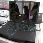 Alienware's m17x z Nvidia GeForce GTX 280M z SLI