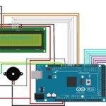 Arduino – Mini system alarmowy HC-SR04