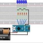 Arduino – Tester ogniw / baterii