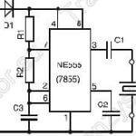 Sygnalizator akustyczny NE555