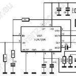Monofoniczny wzmacniacz mocy 1×100W na TDA7294