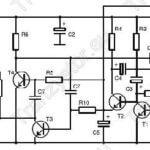 Sygnalizator trój dźwiękowy