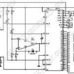 Termometr cyfrowy -20/+99°C na wyświetlaczach LED