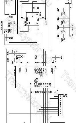 Mikroprocesorowy częstościomierz 10Hz - 100MHz