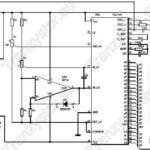 Termometr cyfrowy -20/+120°C na wyświetlaczach LED