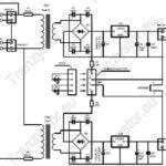 Zasilacz uniwersalny od -/+5V do -/+12V