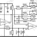 Stereofoniczny aktywny regulator barwy tonu stereo
