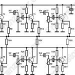 Mikser Audio 8-mio kanałowy