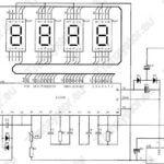 Panelowy woltomierz 200mV – 400V