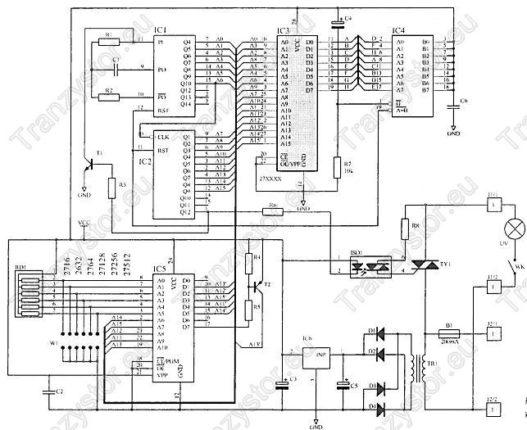 Stereofoniczny wzmacniacz samochodowy 2×70W