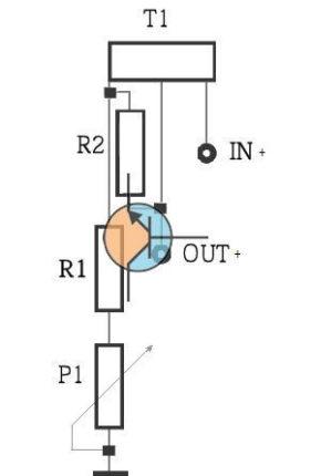 Regulator obrotów wentylatora 12V