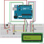 Arduino – Termometr z wyświetlaniem wartości na LCD