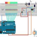 Arduino – VU Meter 10 LED