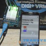 Arduino – Sterowanie diodą RGB przez Ethernet