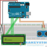 Arduino – Pomiar odległości HC-SR04