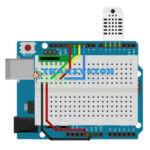 Arduino – DHT11 / DTH22 zapis danych na kartę SD