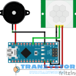Arduino – Mini alarm PIR HC-SR501