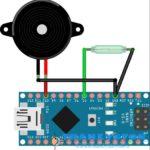 Arduino – Mini alarm z kontaktronem
