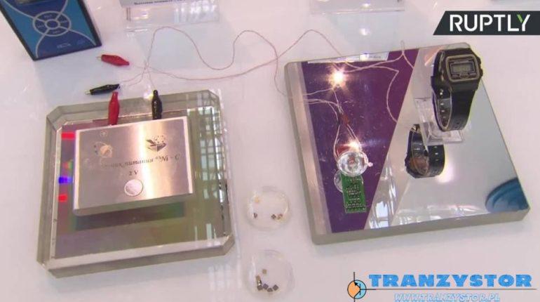 atomowa bateria rosja