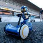 Mały robicik pobił rekord świata na torze Le Mans
