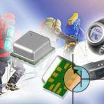 Małogabarytowy czujnik ciśnienia w obudowie SMD