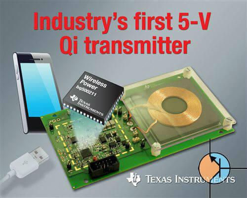 BQ500211 - Nadajnik do bezprzewodowego ładowania