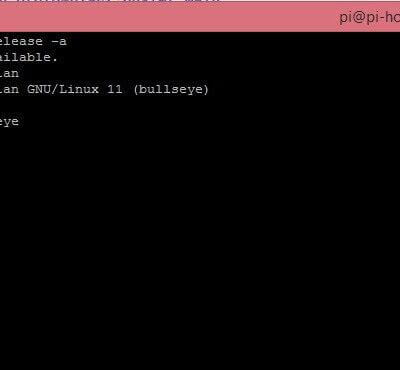 Uaktualnienie Debian Buster do Bullseye