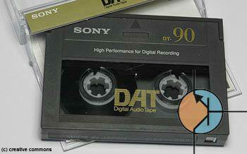 digital tape 185TB