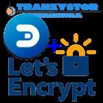 Domoticz – certyfikat SSL Lets Encrypt