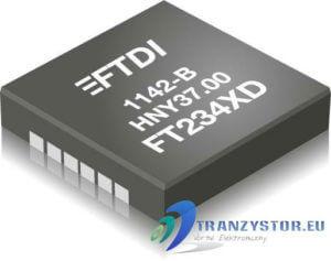 Energooszczędny interfejs USB-UART