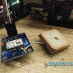 Arduino – GPS NEO-6M