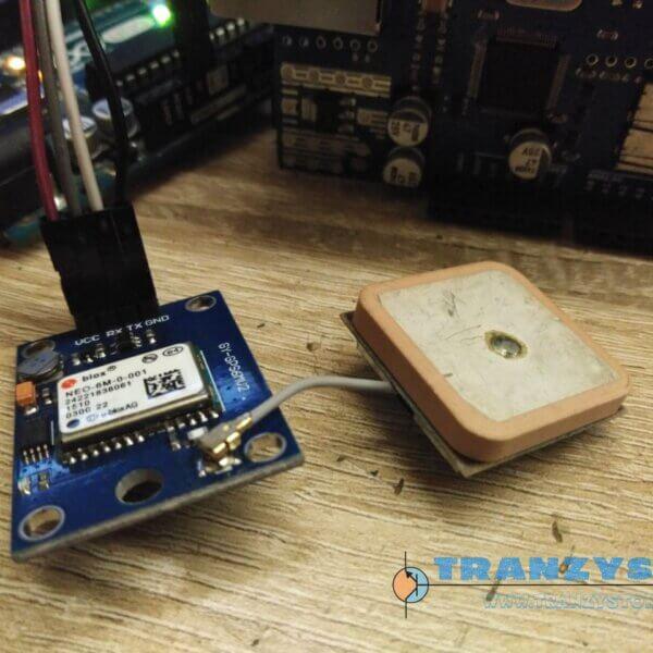 Arduino – odczyt danych z GPS