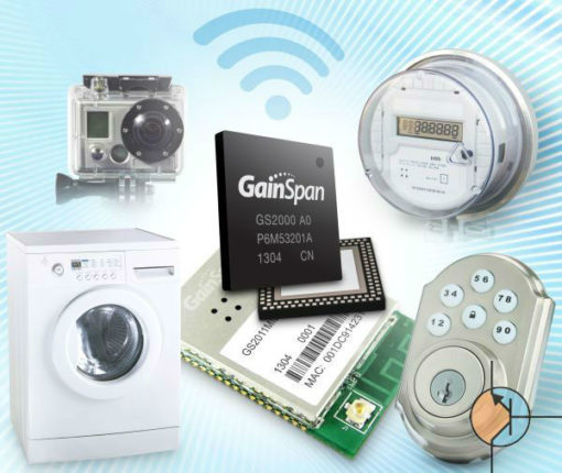 GS2000: Ultra Low-Power WiFi