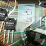 Tranzystory typu IGBT do indukcyjnych systemów grzewczych