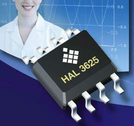 czujnik HAL 3675