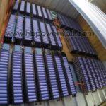 Przy domowy Powerwall z 4,5 tysiąca akumulatorów