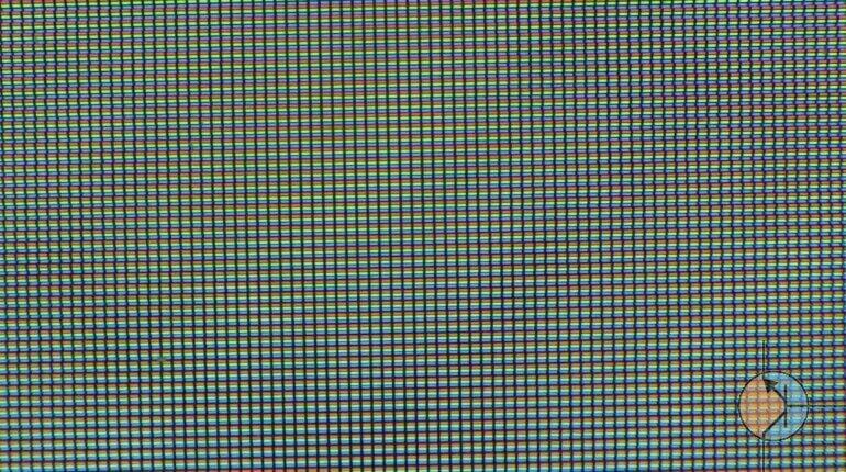 Matryca LCD z bliska