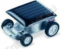 mini samochod solarowy