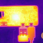 Raspberry PI termografika